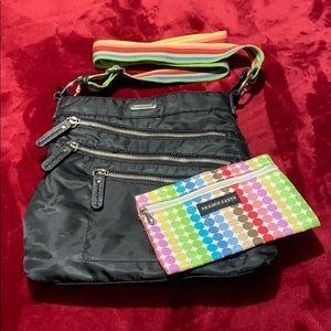 Franco Sarto Rainbow Crossbody Bag/Purse